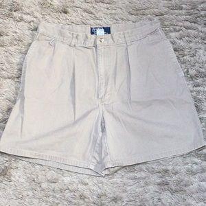 Ralph Lauren polo high waist shorts